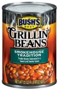 Bush's Grillin' Smokehouse Tradition Beans