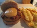 Crab Cake Slider w Baked Fries011