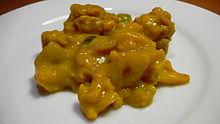 Mustard piccalilli