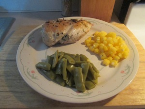 Pan Seared Oven Roasted Skinless Boneless Chicken Breast 009