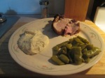 Cumin Spiced Boneless Pork Loin Roast  Mashed Potatoes Cut Ita001