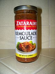 Louisiana-style remoulade sauce