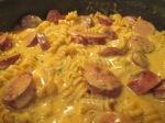 White Cheddar Chipotle Pasta and Hardwood Smoked Turkey Sausage003