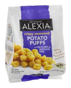 Alexia Potato Puffs