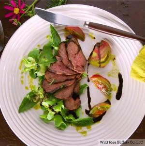 Wild Idea Buffalo - Fine Cut Sirloin Steak 6 oz.
