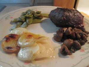 8 oz. Buffalo Top Sirloin Steak 007