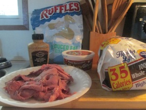 Chips, Dips, and Roast Beef! 002