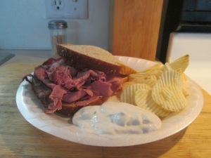 Chips, Dips, and Roast Beef! 003