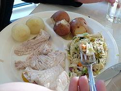 Platter of Fish Boil