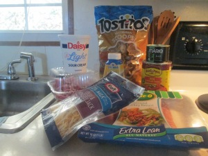 Turkey Enchilada Dip w Multi-Grained Scoops 002