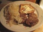Crispy Cheddar Bacon Chicken w Cheesy Rotini Pasta002