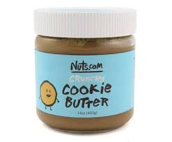 Cruncy cookie butter
