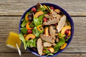 Easy Summer Turkey Salad22