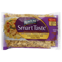 Ronzini Smart Taste Extra Wide Noodle Style Pasta