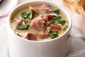 Turkey Toscana Soup