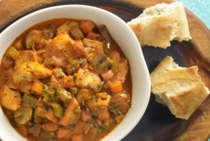 turkey-vegetable-stew