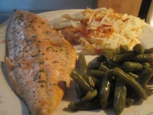 cajun-rainbow-trout-w-hash-browns-and-green-beans-005