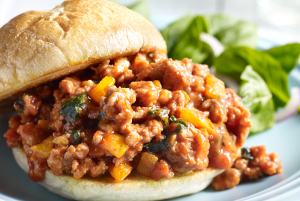 italian-turkey-sausage-sloppy-joes