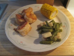 fried-shrimp-w-mini-ears-of-sweet-corn-and-green-beans-diced-pot-007