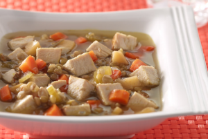 lentil-turkey-soup