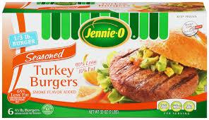 jennie-o-lean-seasoned-turkey-burger-patties