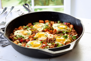 southwestern-turkey-sweet-potato-breakfast-hash