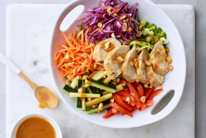 turkey-zucchini-thai-noodle-salad
