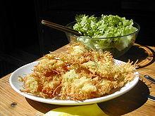 Potato beignet