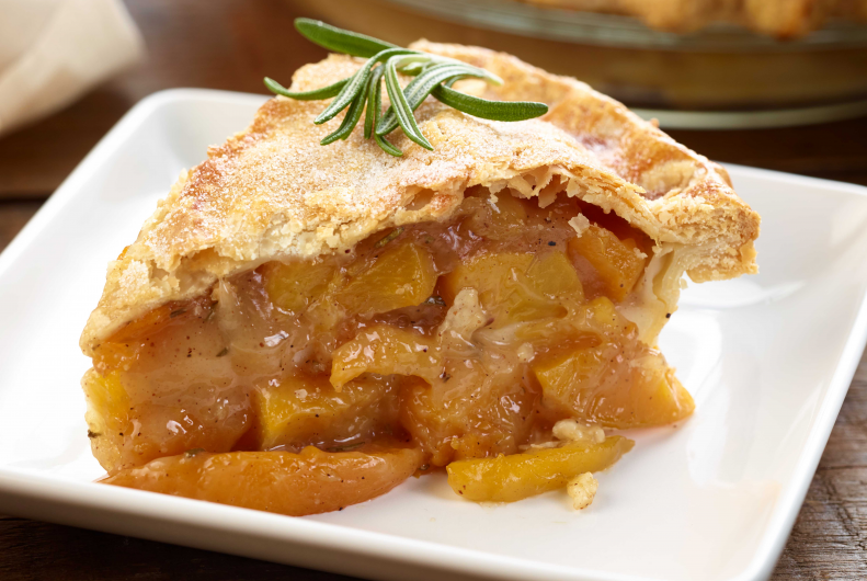 Bourbon Peach Pie | My Meals are on Wheels