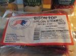 Bison Top Sirloin Grillin Beans New Potatoes002