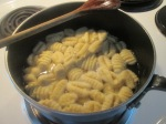 Parmesan Gnocchi and Baked French Bread001