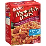Banquet Home-style Bakes Pasta & Meatballs in MarinaraSauce