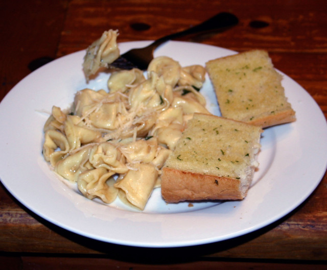 Three-Cheese Tortellini in Sage Browned Butter   My Meals are on ...