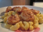 Shrimp w Mac and Cheese008