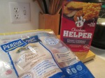 Crispy Cheddar Bacon Chicken w Cheesy Rotini Pasta004