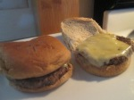 Hamburger Sliders w Baked Fries 008