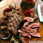 Wild Idea Buffalo Ribeye Steak 10OZ.