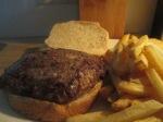 Bacon Blue Buffalo Burger w Baked Fries012