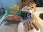 Breakfast for Dinner Egg Hash Browns Sausage002