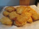 Catfish Nuggets, Potato Cakes, Green Beans001