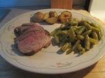 Cumin Spiced Pork Tenderloin New Pot Green BNS025