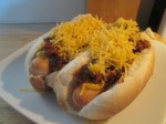 Cheese and Turkey Chili Dogs008