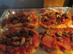 Ancient Grain Mini Naan Bread Pizza 006