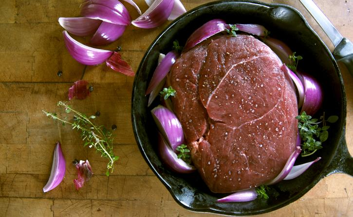 how to cook a top sirloin tip roast