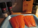 Baked Salmon Fillets Multi Grain Medley003