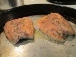 Baked Salmon Fillets Multi Grain Medley005