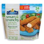 Gorton's Smart and Crunchy Breaded FishSticks