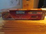 Whole Wheat Spaghetti and Turkey Meatballs004