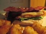 Bacon Double Cheddar Chicken Sandwich011