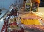 Baked Ham and Swiss Sub001